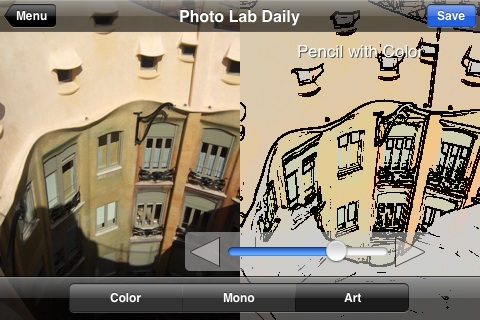 Photo Lab Daily free app screenshot 1