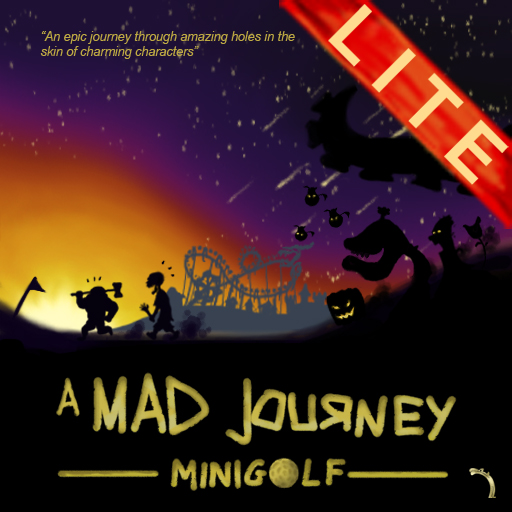 Mad Journey Minigolf Lite