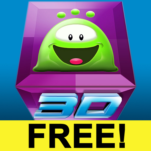 Match 3D Flick Puzzle FREE!