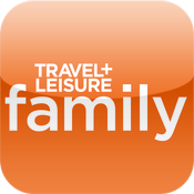 Travel + Leisure Family icon