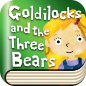 Goldilocks and the Three Bears – Kidztory animated storybook icon