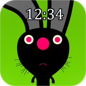 Rabbit Clock 2 icon