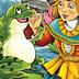 The Frog King Interactive Fairy Tale by Brothers Grimm
