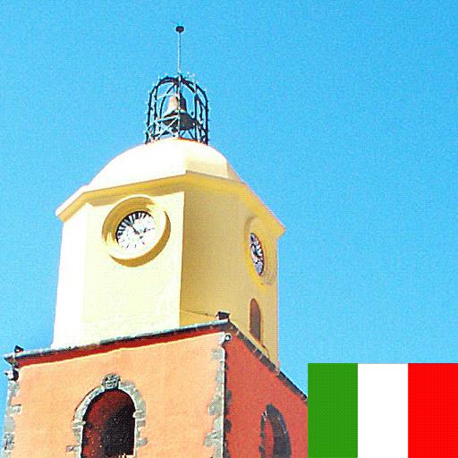 Saint-Tropez . Italiano