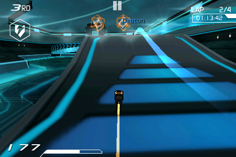 TRON: Legacy Screenshot