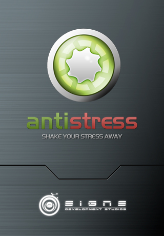 AntiStress – Shake your stress away Screenshot