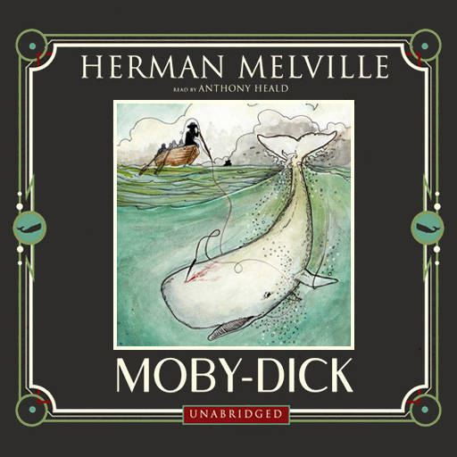 Moby-Dick (by Herman Melville)
