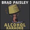 Alcohol (Karaoke Version) - Single, Brad Paisley
