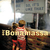 So It's Like That, Joe Bonamassa