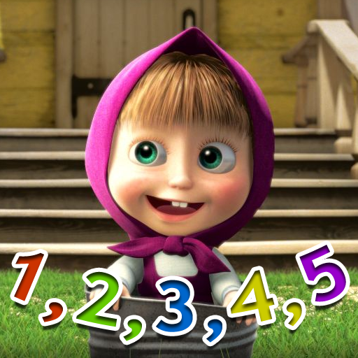 Masha and The Bear 5 in 1