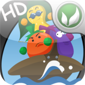 iRaft Wars HD icon
