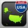Pocket USA Atlas