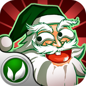 Good Santa Bad Santa icon