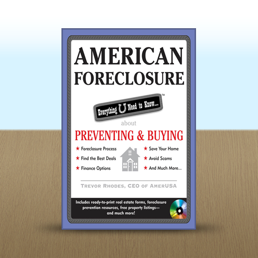 American Foreclosure: Everything U Need to Know About Preventing and Buying Rhodes