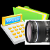Calculator & Internet Browser with Hidden Camera