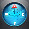 Commander Compass Lite ~ milspec compass, GPS tracker, maps for iPhone