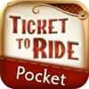 Ticket to Ride Pocket by Days Of Wonder, Inc. icon