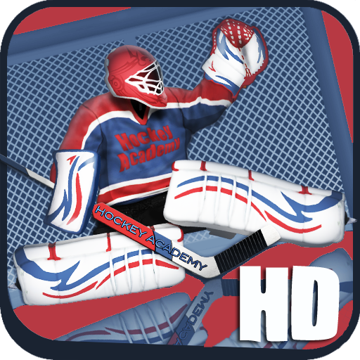 Hockey Academy HD Lite - The cool free flick sports game