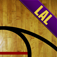 Los Angeles (LAL) Basketball Pro Baseline Fan - Scores, Schedules and News