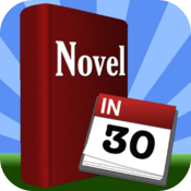 Novel in 30 icon