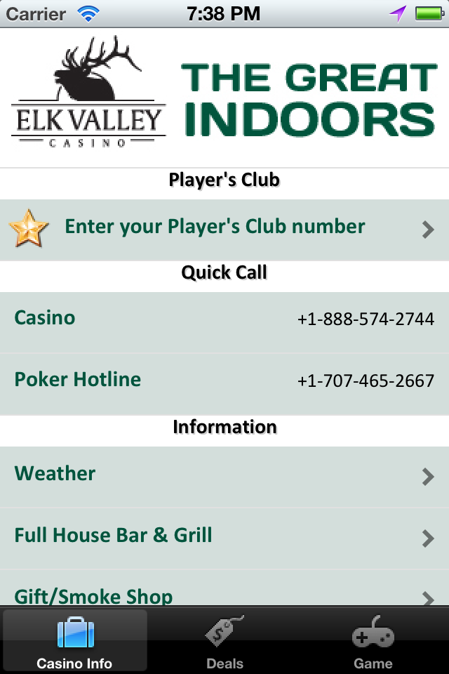 Elk vally casino island luck casino demo games