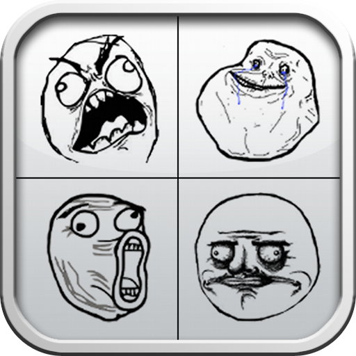 RageToSMS - Rage Faces for Texting and SMS
