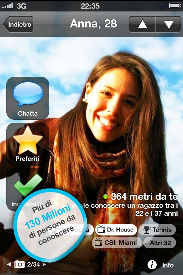 Beappy badoo premium badoo software ltd for Trova il mio sosia