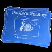 更改文件夹颜色 Folders Factory