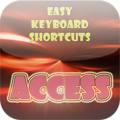 Easy Keyboard Shortcuts for Microsoft Access icon