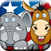Donkeys and Elephants: Election Races icon