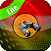 Virtual Binoculars Lite icon