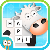 Happi Spells HD - Crossword Puzzles for Kids by Happi Papi icon
