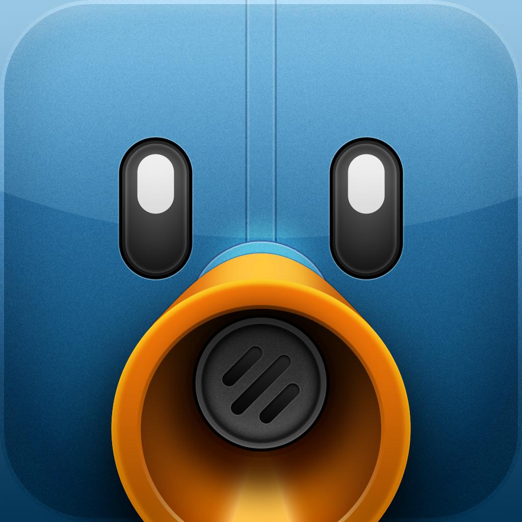 mza 1802460210776981727 5 Alternativas al cliente oficial de Twitter para iPad