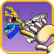 Color Butterflies icon
