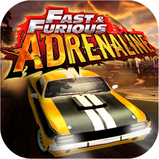 Fast and Furious: Adrenaline icon