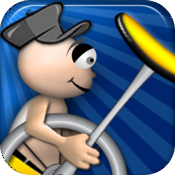 Unicycling icon