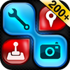 200 in 1 - AppBundle - Utilities - iPhone - By RV AppStudios