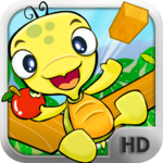 Hungry Turtle HD - Games - Puzzle - iPad - By RealObjects