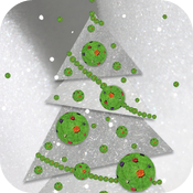 Arty Christmas Tree icon