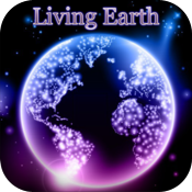 Living Earth Weather - 3D Globe with Weather icon