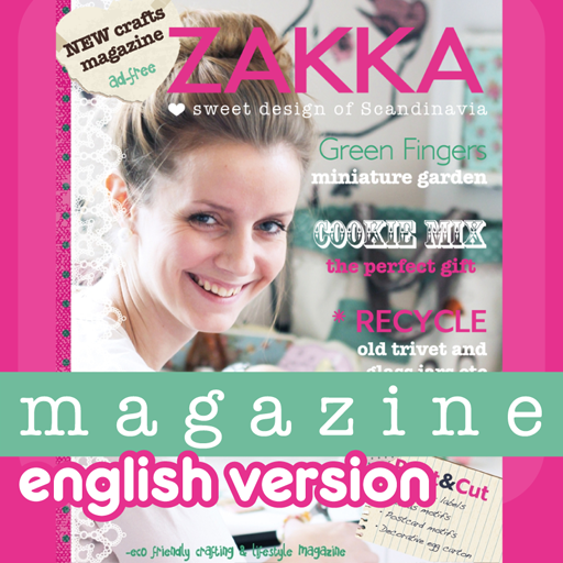 ZAKKA-sweet design of Scandinavia ENGLISH VERSION