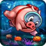 ePig Dive Treasure Hunter icon