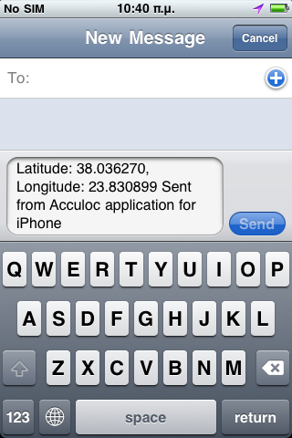 iPad Image of Acculoc