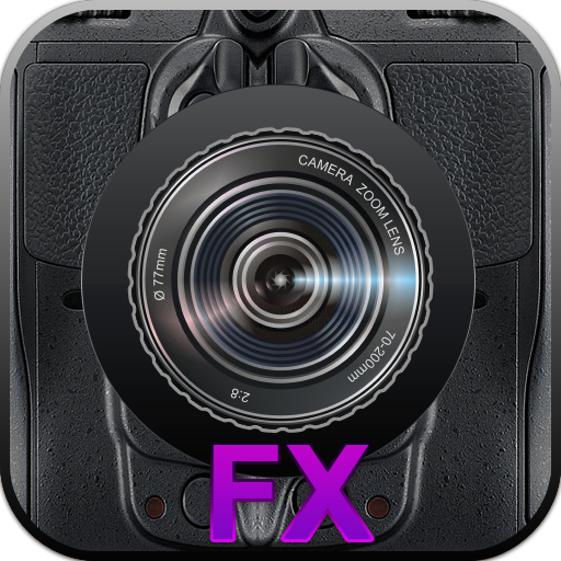 Camera FX+ for iPhone 4S