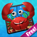 Ocean Jigsaw Puzzle 123 for iPad Free - Word Learning Game for Kids