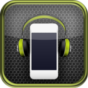 mMusic: A MP3Tunes.com Player icon