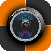 Fragmented HD icon