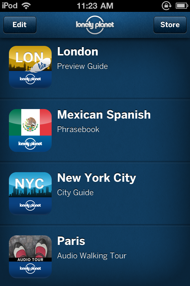 Lonely Planet Travel Guides Phrasebooks and maps