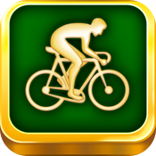 GPS Cycle Computer Free icon