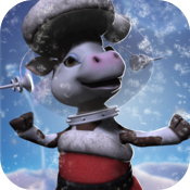 MYPAL Coco Cow - Talking Adventures - Christmas Edition icon